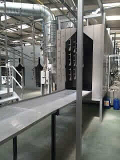 Powder Coating Plant WEC group