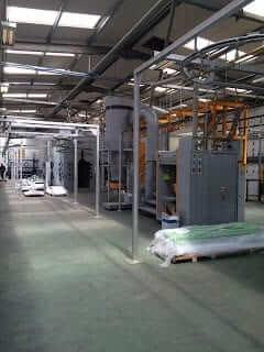 Powder Coating Plant – WEC GROUP LTD