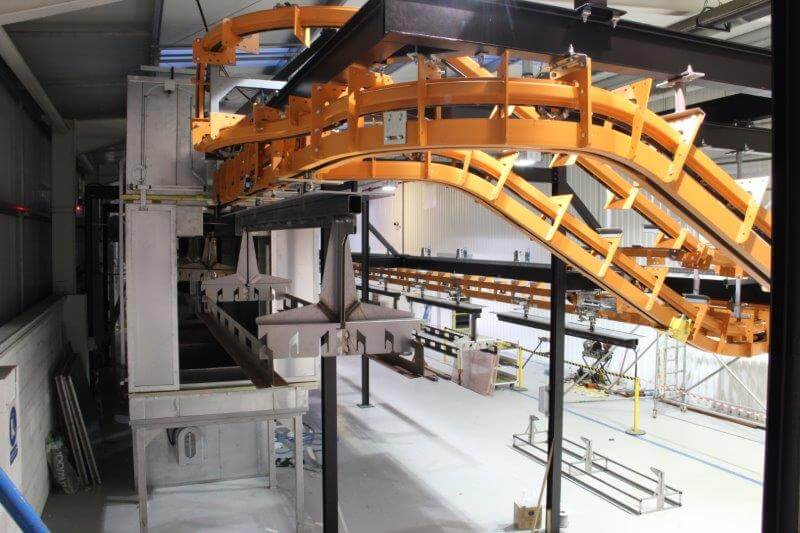 Fusion Bonded Epoxy Powder Coating Facilities